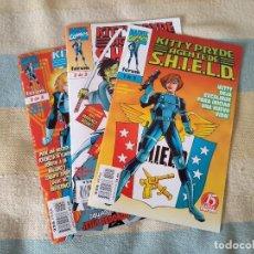 Cómics: KITTY PRYDE AGENTE DE S.H.I.E.L.D - MUY BUEN ESTADO. Lote 161537590