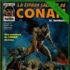 LA ESPADA SALVAJE DE CONAN EL BÁRBARO - Nº 96 - ¡HERMANOS! - FORUM