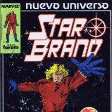 Cómics: STAR BRAND EDITORIAL PLANETA-DEAGOSTINI COMPLETA 12 Nº.. Lote 161807814