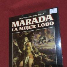 Cómics: FORUM MARADA LA MUJER LOBO NUMERO 20 MUY BUEN ESTADO REF.EXT5. Lote 181866826