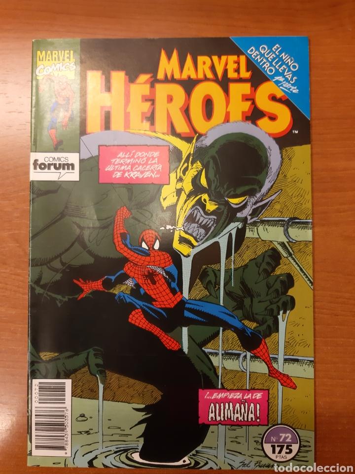 Cómics: Spiderman: el niño que llevas dentro -completa -Marvel Héroes 72 al 77 - Foto 2 - 121266503