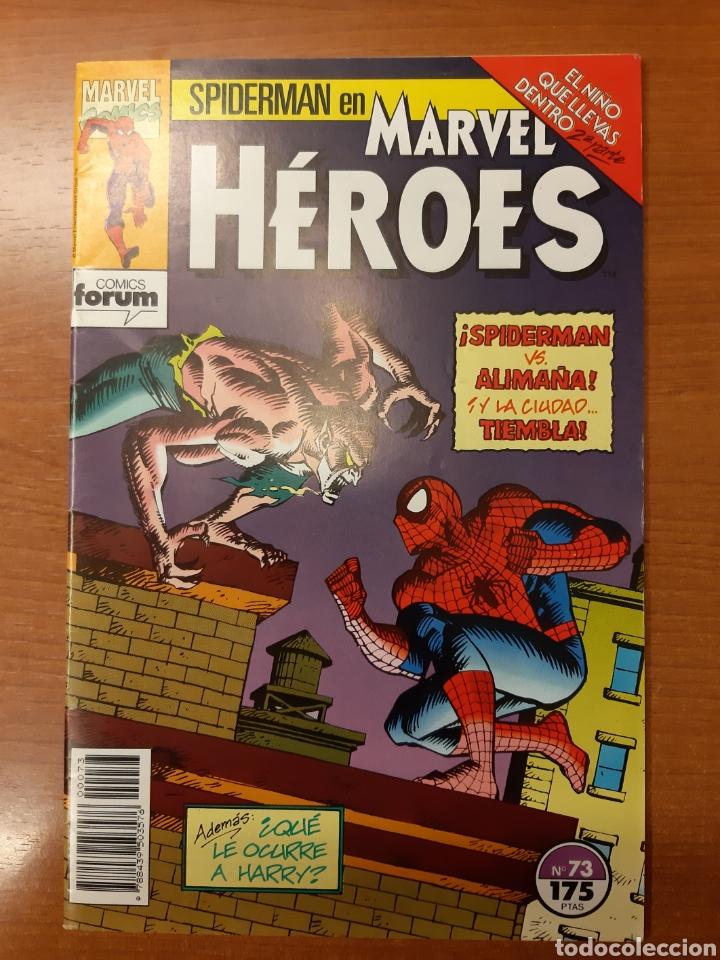 Cómics: Spiderman: el niño que llevas dentro -completa -Marvel Héroes 72 al 77 - Foto 4 - 121266503