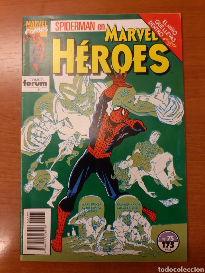 Cómics: Spiderman: el niño que llevas dentro -completa -Marvel Héroes 72 al 77 - Foto 8 - 121266503