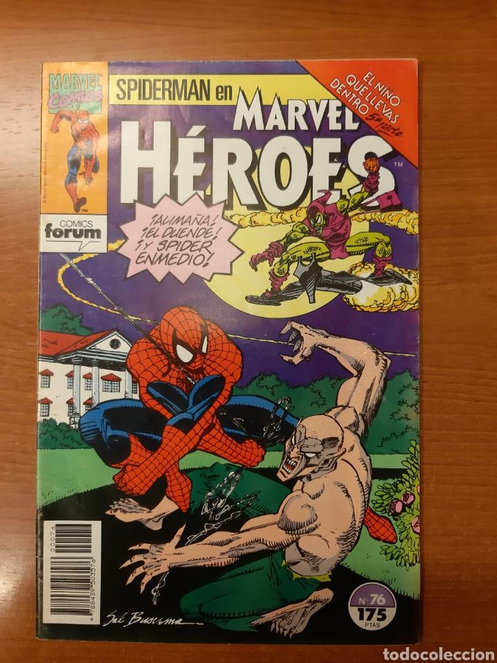 Cómics: Spiderman: el niño que llevas dentro -completa -Marvel Héroes 72 al 77 - Foto 10 - 121266503