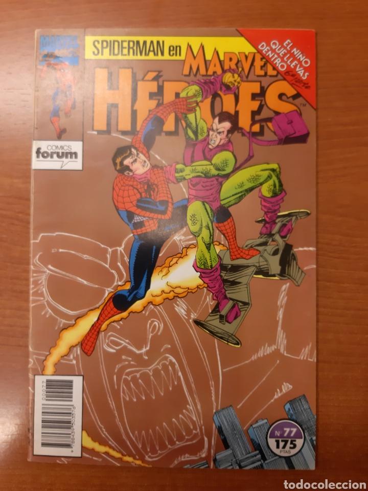 Cómics: Spiderman: el niño que llevas dentro -completa -Marvel Héroes 72 al 77 - Foto 12 - 121266503