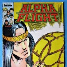 Cómics: ALPHA FLIGHT Nº 20 - FORUM 1986. Lote 217591776