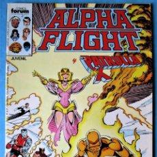 Cómics: ALPHA FLIGHT Nº 22 - FORUM 1987 '' BUEN ESTADO''. Lote 217591661