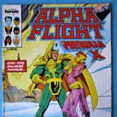 Cómics: ALPHA FLIGHT Nº 24 - FORUM 1984 ''BUEN ESTADO''. Lote 217591632