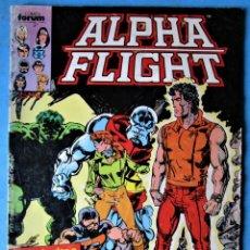 Cómics: ALPHA FLIGHT Nº 27 - FORUM 1987. Lote 217777883