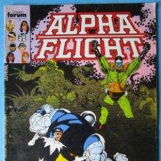 Cómics: ALPHA FLIGHT Nº 29 - FORUM 1987. Lote 217591572