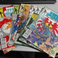 Comics : NICK FURIA CONTRA SHIELD / MAXISERIE COMPLETA 9 NÚMEROS / FORUM. Lote 161994654