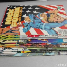 Comics: NICK FURIA CONTRA SHIELD / MAXISERIE COMPLETA 9 NÚMEROS / FORUM. Lote 161995794
