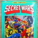 Cómics: COLECCION COMPLETA SECRET WARS - 12 EJEMPLARES - TOMO -FORUM. Lote 162159806