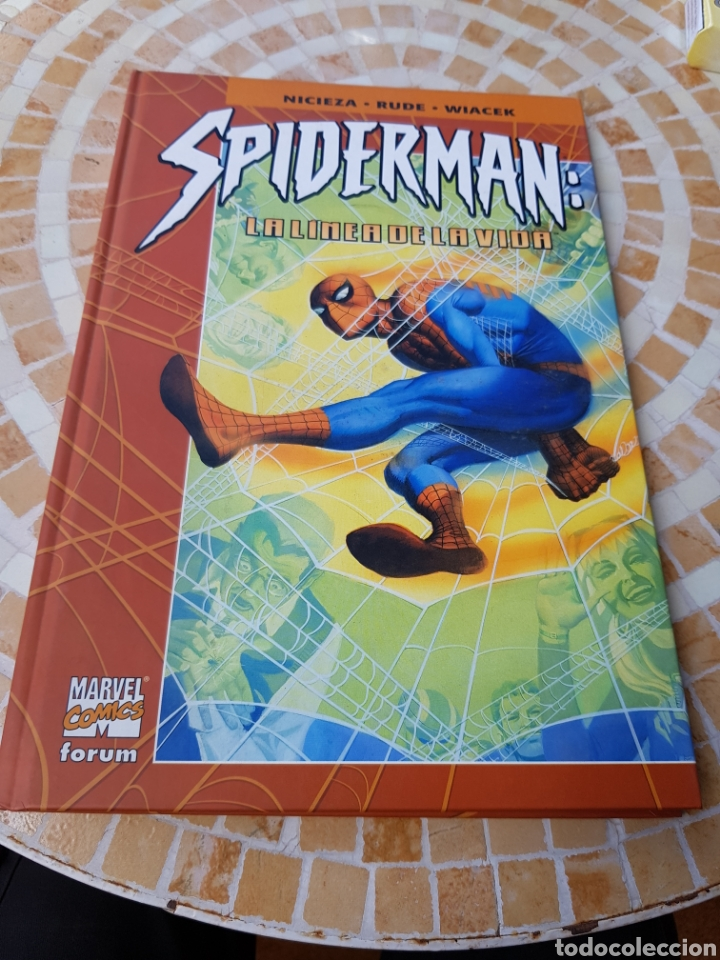 COMIC SPIDERMAN COMICS FORUM TAPA DURA 2002 (Tebeos y Comics - Forum - Spiderman)
