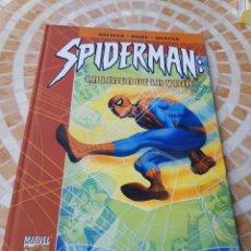 Cómics: COMIC SPIDERMAN COMICS FORUM TAPA DURA 2002. Lote 162365209