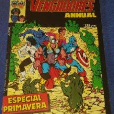 Cómics - Los vengadores Annual - Especial Primavera - 162368634