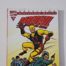 Cómics: MARVEL COMICS - BIBLIOTECA DAREDEVIL Nº 1 (EXCELSIOR) FORUM CLÁSICOS. Lote 162414806