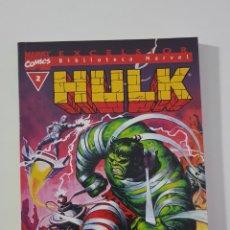 Cómics: MARVEL COMICS - BIBLIOTECA HULK Nº 2 (EXCELSIOR) FORUM CLÁSICOS . Lote 162415290