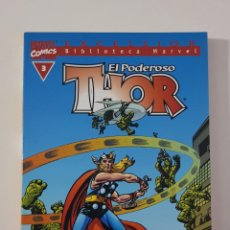 Cómics: MARVEL COMICS - BIBLIOTECA EL PODEROSO THOR Nº 3 (EXCELSIOR) FORUM CLÁSICOS . Lote 162415422