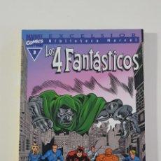 Cómics: MARVEL COMICS - BIBLIOTECA LOS 4 FANTÁSTICOS Nº 3 (EXCELSIOR) FORUM CLÁSICOS FANTASTIC FOUR CUATRO. Lote 162416262