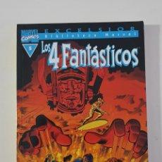 Cómics: MARVEL COMICS - BIBLIOTECA LOS 4 FANTÁSTICOS Nº 5 (EXCELSIOR) FORUM CLÁSICOS FANTASTIC FOUR CUATRO. Lote 162416310