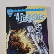 Cómics: MARVEL COMICS - BIBLIOTECA LOS 4 FANTÁSTICOS Nº 6 (EXCELSIOR) FORUM CLÁSICOS FANTASTIC FOUR CUATRO. Lote 162416358