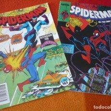 Cómics: SPIDERMAN VOL. 1 NºS 207 Y 208 ( CONWAY BUSCEMA MICHELINIE MCFARLANE ) ¡BUEN ESTADO! MARVEL FORUM. Lote 162445742