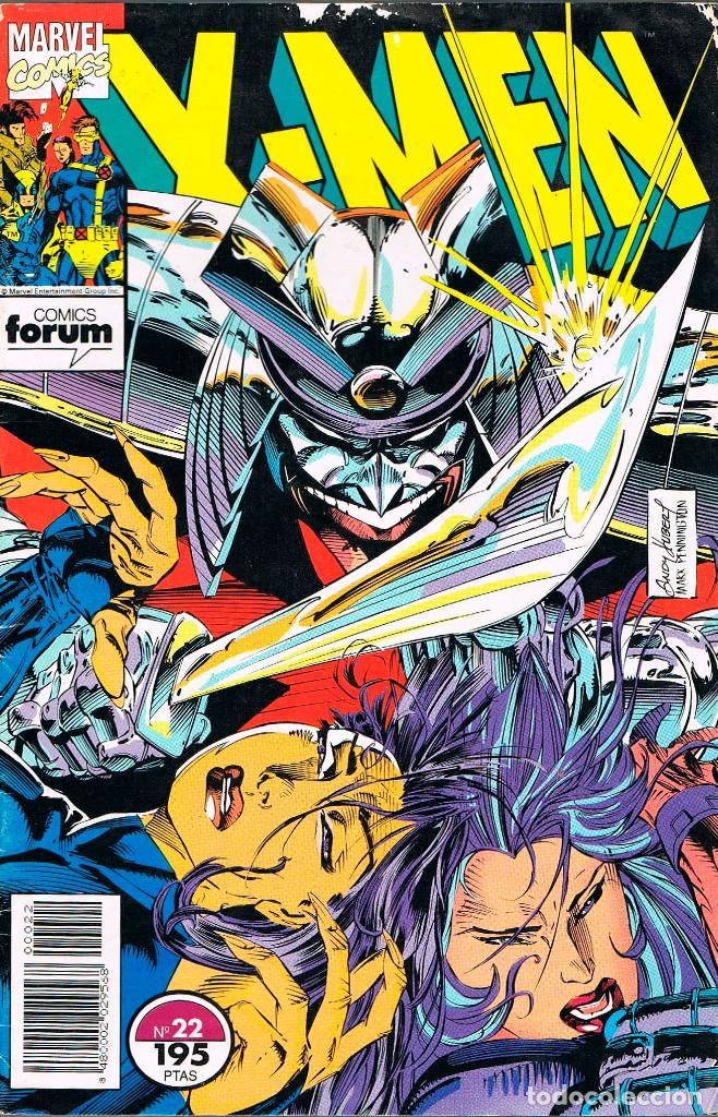 X-MEN Nº 22 (Tebeos y Comics - Forum - X-Men)