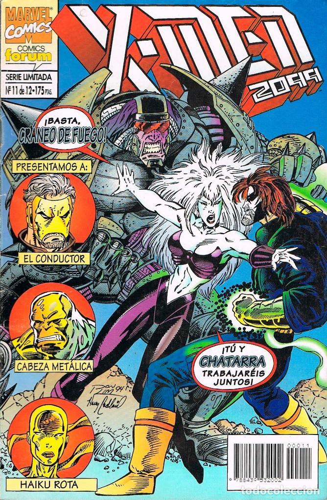 X-MEN 2099 Nº 11 DE 12 (Tebeos y Comics - Forum - X-Men)