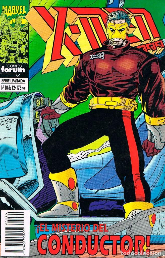 X-MEN 2099 Nº 10 DE 12 (Tebeos y Comics - Forum - X-Men)