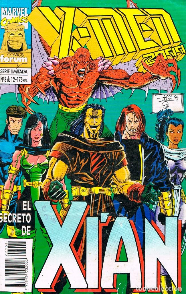 X-MEN 2099 Nº 8 DE 12 (Tebeos y Comics - Forum - X-Men)