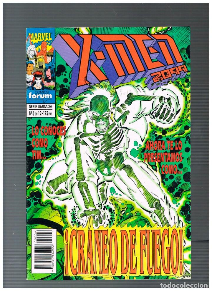 X-MEN 2099 Nº 6 DE 12 (Tebeos y Comics - Forum - X-Men)