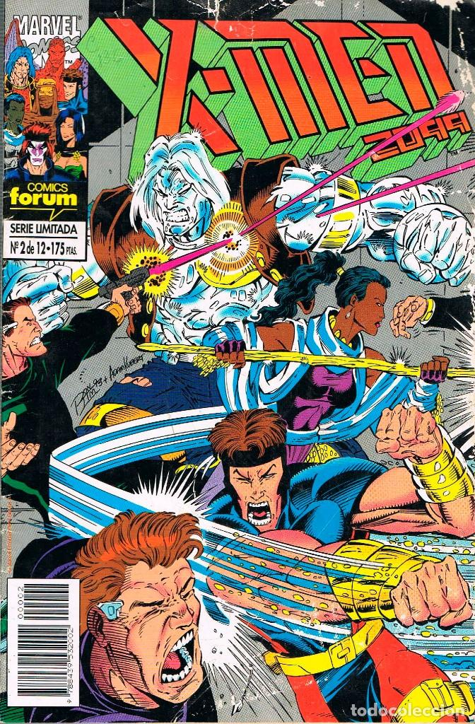 X-MEN 2099 Nº 2 DE 12 (Tebeos y Comics - Forum - X-Men)