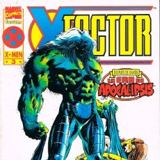 Cómics: X-FACTOR, (X-MEN) LA ERA DEL APOCALIPSIS Nº 3. Lote 162460186