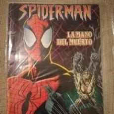 Cómics: SPIDERMAN LA MANO DEL MUERTO. FORUM. Lote 162467482