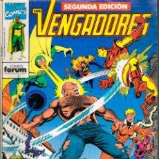 Cómics: LOS VENGADORES - Nº 10. Lote 162476094