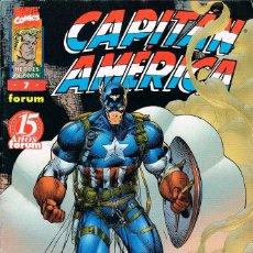Cómics: CAPITAN AMERICA Nº 7. Lote 162478102