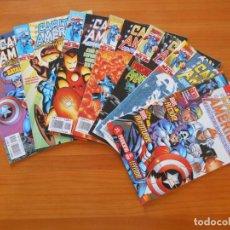 Comics : CAPITAN AMERICA CENTINELA DE LA LIBERTAD Nº 1 A 7 - MARVEL - FORUM (DY). Lote 162687594