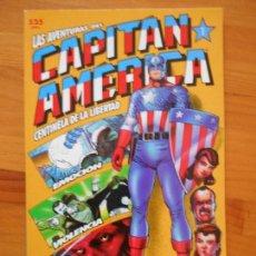 Cómics: LAS AVENTURAS DEL CAPITAN AMERICA CENTINELA DE LA LIBERTAD Nº 1 - FORUM (BY). Lote 162696098