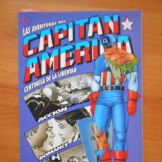 Cómics: LAS AVENTURAS DEL CAPITAN AMERICA CENTINELA DE LA LIBERTAD Nº 3 - FORUM (BY). Lote 162696322