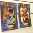 Cómics: TESOROS MARVEL LOS 4 FANTASTICOS LOS AÑOS PERDIDOS 1 Y 2 - FORUM - OFERTA. Lote 166798485