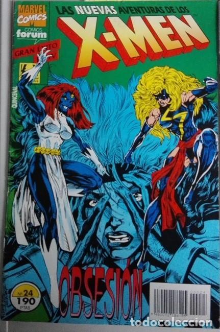 Cómics: Las nuevas aventuras de los X MEN, Nºs 22, 23, 24, 25 y 26 Comics Forum - Foto 4 - 162824630