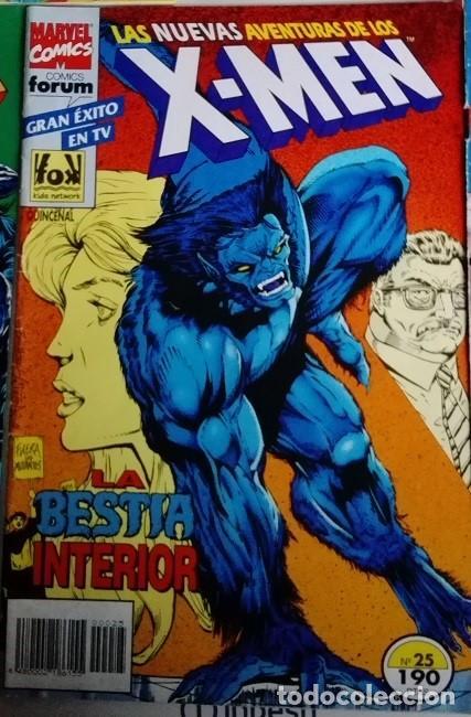 Cómics: Las nuevas aventuras de los X MEN, Nºs 22, 23, 24, 25 y 26 Comics Forum - Foto 5 - 162824630
