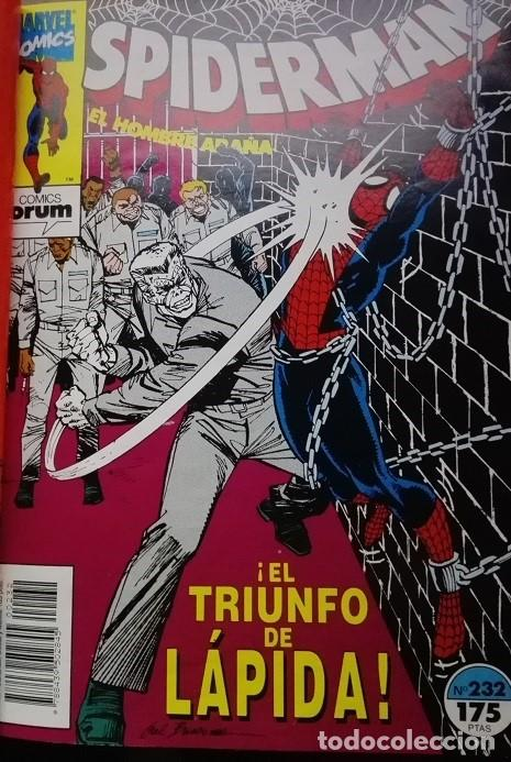 Cómics: SPIDERMAN Forum, Tomo 31, Ns. 231 a 235 - Foto 3 - 162832722