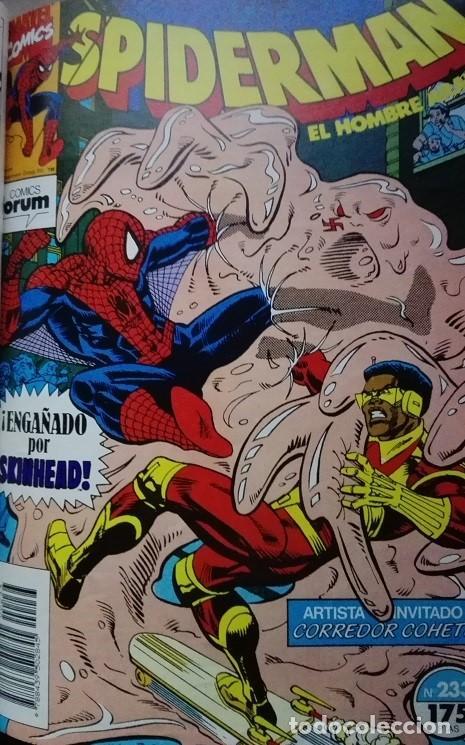 Cómics: SPIDERMAN Forum, Tomo 31, Ns. 231 a 235 - Foto 4 - 162832722