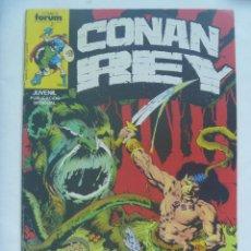 Cómics: FORUM COMICS : CONAN REY, Nº 16 - LOS SAQUEADORES DE R´SHANN. Lote 162837850