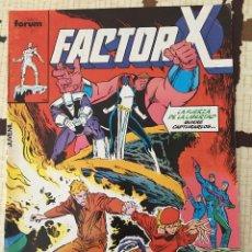 Cómics: FACTOR X # 8. PRIMERA EDICION. POSIBILIDAD DE AGRUPAR LOTES.. Lote 27440894