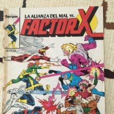 Cómics: FACTOR X # 5. PRIMERA EDICION.. Lote 27473085