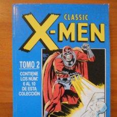 Cómics: CLASSIC X-MEN TOMO 2 - Nº 6 A 10 EN RETAPADO - FORUM - LEER DESCRIPCION (BK). Lote 162998422