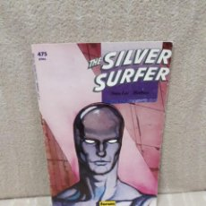 Cómics: THE SILVER SURFER - STAN LEE / MOEBIUS - FORUM. Lote 163045058